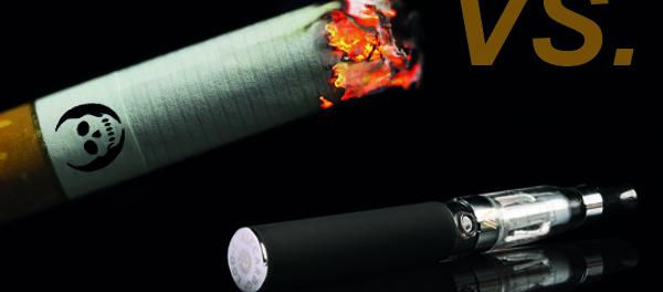 Rauchen Vs Dampfen